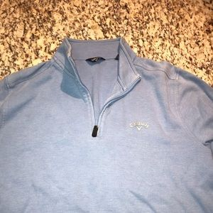 Callaway performance pull over